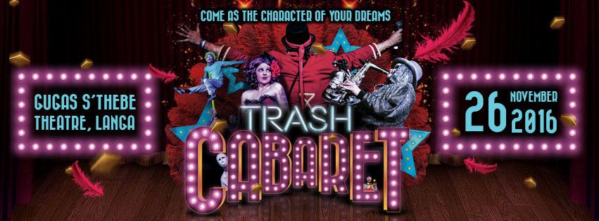 Trash Cabaret Live in Langa